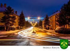 Zima v Hrádku