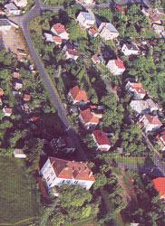 Učňovská ulice - stará škola