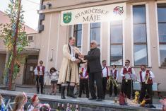 Staročeské máje - 19.ročník - 12.5.2018 Hrádek